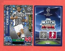 Juventus Giorgi Chiellini Italy 454 Star Player
